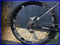 Trek elite 9.7mountain bike full carbon fiber frame