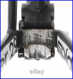 USED 2012/2013 Intense Spider 29 Aluminum Full Suspension Mountain Frame Black