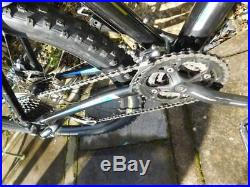 Used Giant Talon 3 hardtail mountain bike 24sp 18 frame 26 wheels