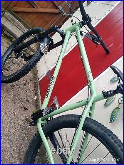 Used STANTON SLACKLINE, Reynolds 853 Mountain Bike. 19.5frame Gen 2 650B Boost