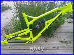 Used cycling frame nukeroof mega