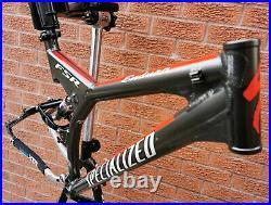 VGC Rare Retro 2000 Specialized Enduro FRS Pro alloy full suspension frame 19