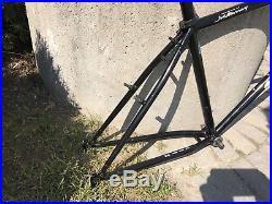 Vintage MTB 1991 Kona Explosif EXC Frame 19 Brodie Yeti