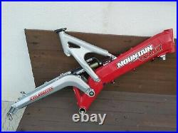 Vintage Mountain Cycle San Andreas DHS, Manitou shock