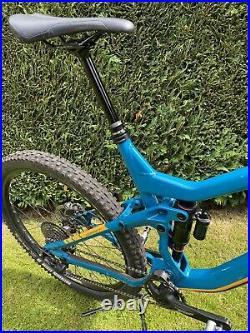 Vitus Sommet 2018 Full Suspension Large Frame Mountain Bike MTB 27.5 Wheels