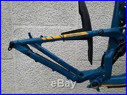Vitus Sommet full suspension frame & forks 160mm travel Enduro downhill freeride