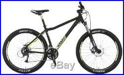 VooDoo Bantu Mens Mountain Bike 27.5 Wheels Alloy Frame Front Suspension