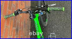 Voodoo Bakka Mountain Bike Green 24 Inch Frame
