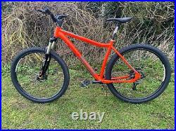 Voodoo Bizango 29er Large Frame Mountain Bike Red 11 Speed Excellent Condition