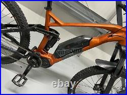 Voodoo Zobop E 18 Frame Full Suspension Mountain Bike Ebike E Bike E8000