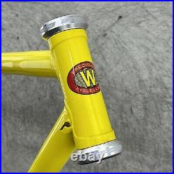 WATERFORD Vintage MTB Frame Reynolds 753 Lugged 1400 20 23.5 Henry James USA
