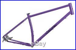 Waltworks 29er Plus Hardtail Steel Mountain Bike Frame 18.5in LARGE