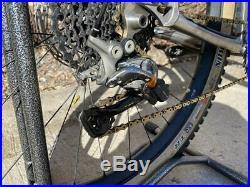 Why Cycles S7 V2 Titanium Hardtail XTR Custom Frame Bag 22.8lbs