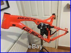 Whyte G160 Bike Mountain Bike Frame Full Suspension