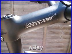 Whyte JW2 Full Suspension Mountain Bike 20.5inch frame