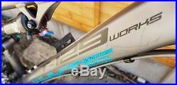 Whyte T129 Works Hope XT Reverb Medium Frame