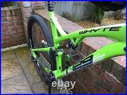 Whyte T129 Works SCR XL Frame Excellent Condition Stunning Bike Bargain