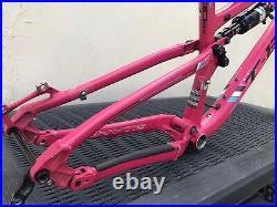 Whyte T130 Medium Frame set 27.5 mountain bike full suspension