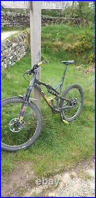 Whyte T130 RS XL frame