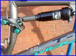 Whyte T-129 Works Enduro/Trail Mountain Bike Frame. 29er 29 29 medium