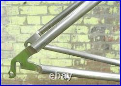 Xizang Le titanium frame, 18