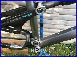 Yeti 575 Frame And Shock 09