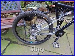 Yeti ASR Full Suspension Mountain Bike 19 Frame Hydraulic Disc Brakes