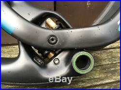 Yeti SB5.5 2018 XL Carbon 29er 140mm Travel Mountain Bike Frame Framest DPX2