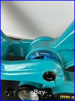 Yeti SB66 Mens Mountain Bike Frame with Fox Kashima Shock Turquoise