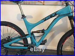 Yeti Sb95c Carbon Full Suspension Enduro Bike Large Frame 29er